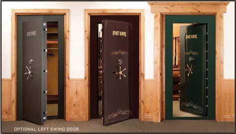 Cleveland Safe Vault Door